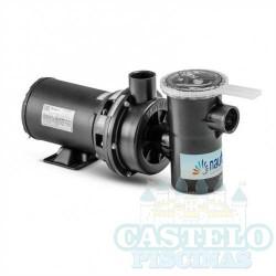 Motobomba Centrifuga Nautilus NBFC-4/M 1,0CV 127/220VAC 60HZ - Com Capacitor