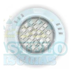 Power Led 9W ABS Branco (Rosca)