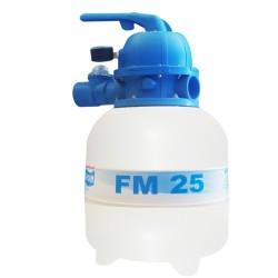 Filtro FM-25 p/ até 19 mil litros Catálogo Produtos