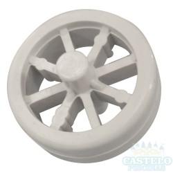 Rolete completo para aspirador 8 rodas