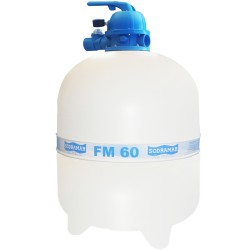Filtro FM-60 p/ até 113 mil litros