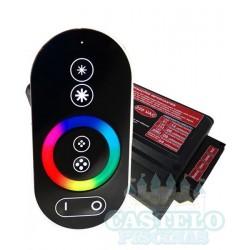 Controle c/ Comando de Luminárias Led Touch